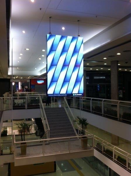 Painel de led indoor