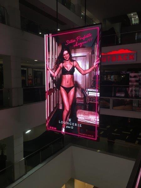 Painel led indoor preço