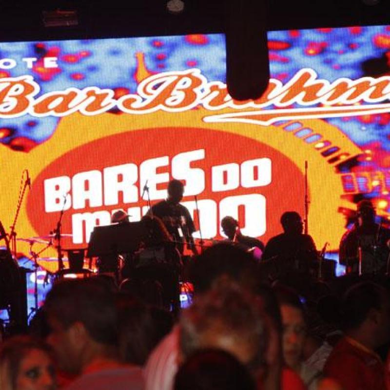 Camarote Brahma Carnaval SP 1