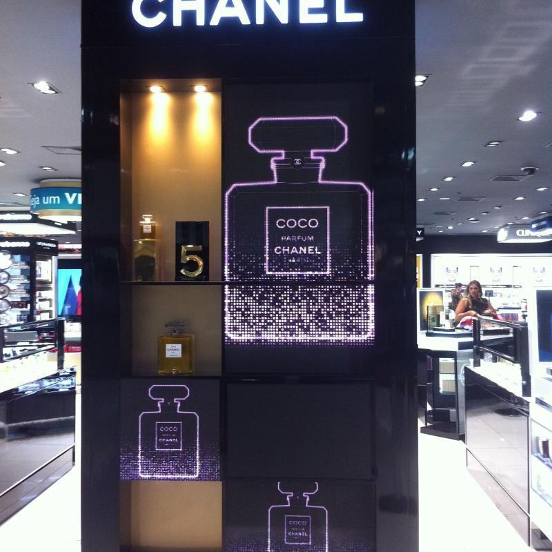 Chanel - Aeroporto de Guarulhos T2 2