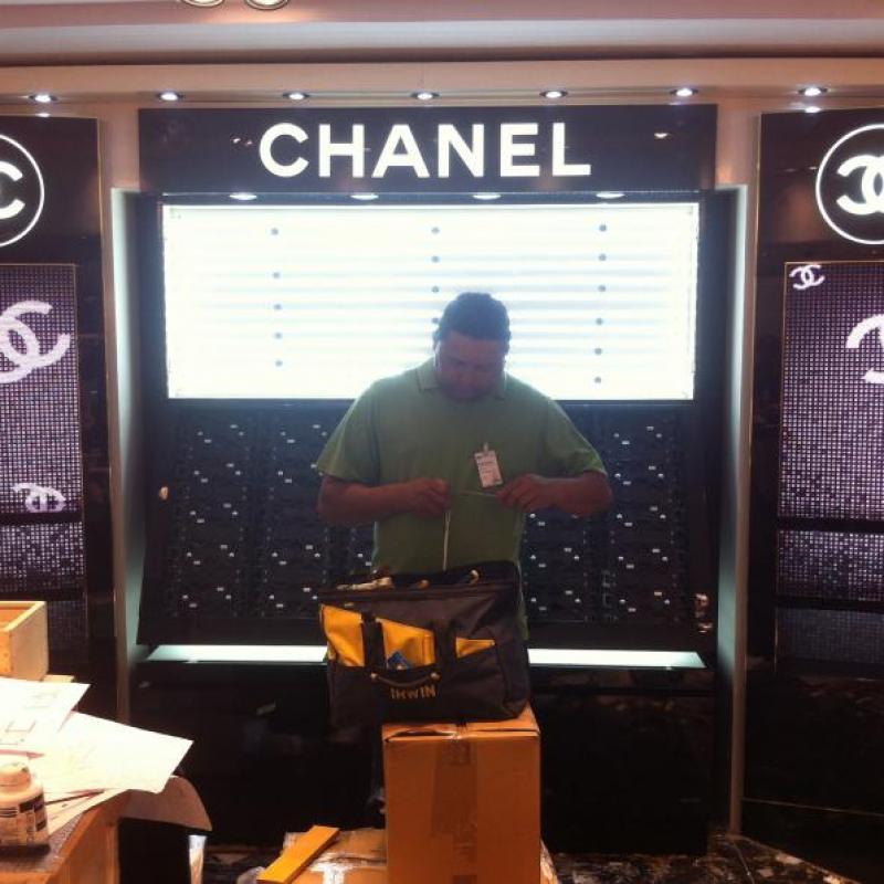 Chanel - Aeroporto de Guarulhos T3 1