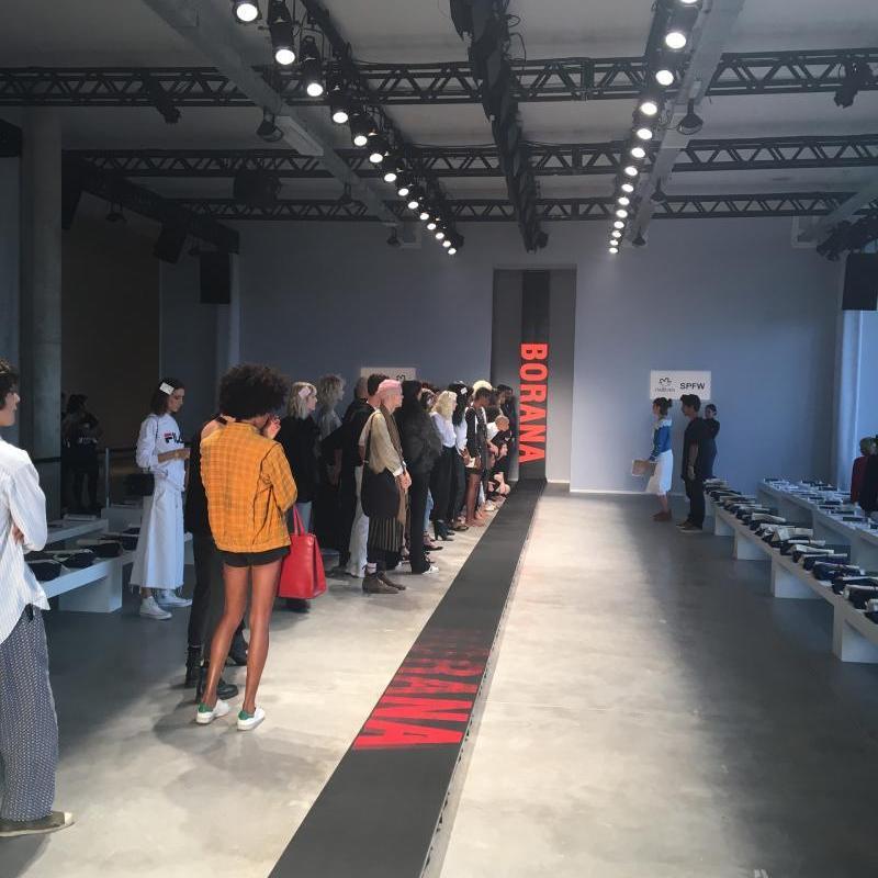 São Paulo Fashion Week 6