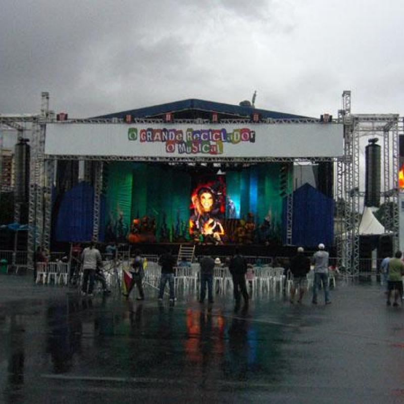Teatro - Museu do Ipiranga