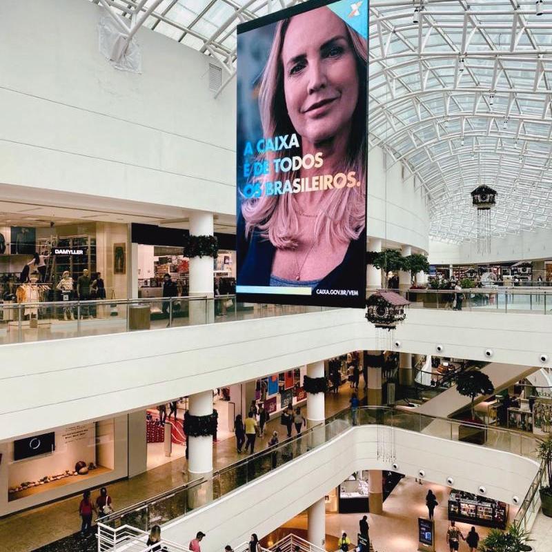 Shopping Palladium Curitiba